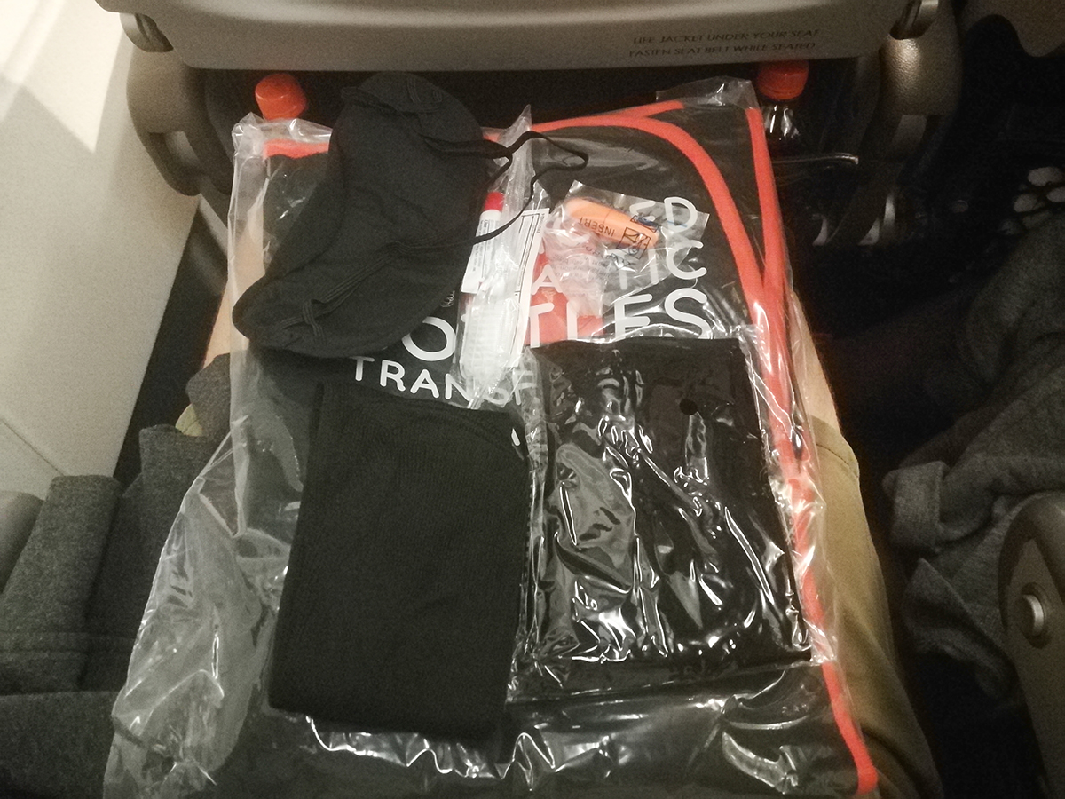 Jet Star Comfort Pack