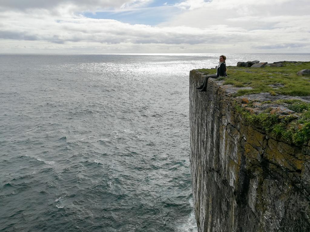 Inis Mór Island