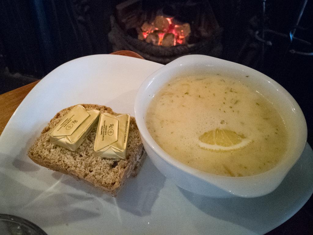 Creamy Seafood Chowder - Joe Watty's Bar and Restaurant
