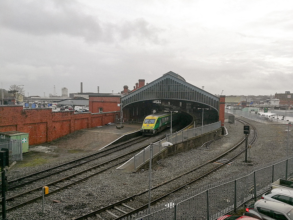 Kent Station Cork