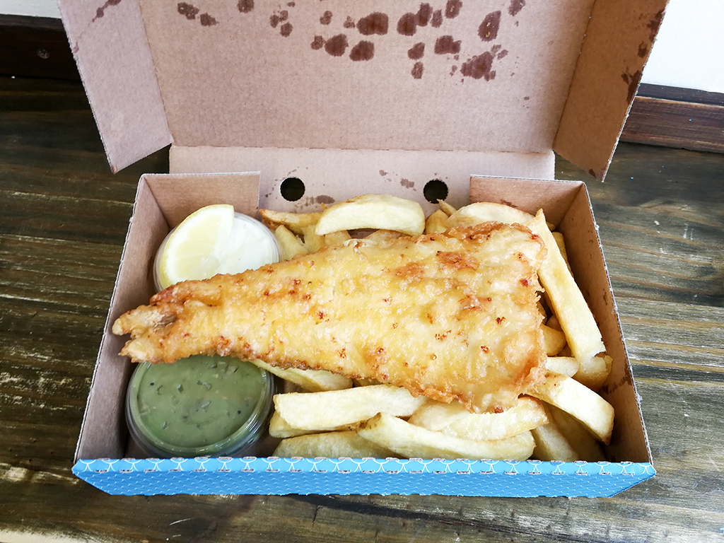 Fish & Chips, The Wife Fish