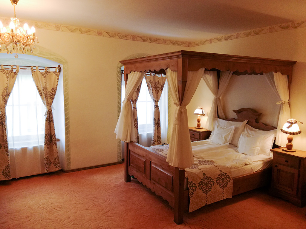 Hotel Villa Franka