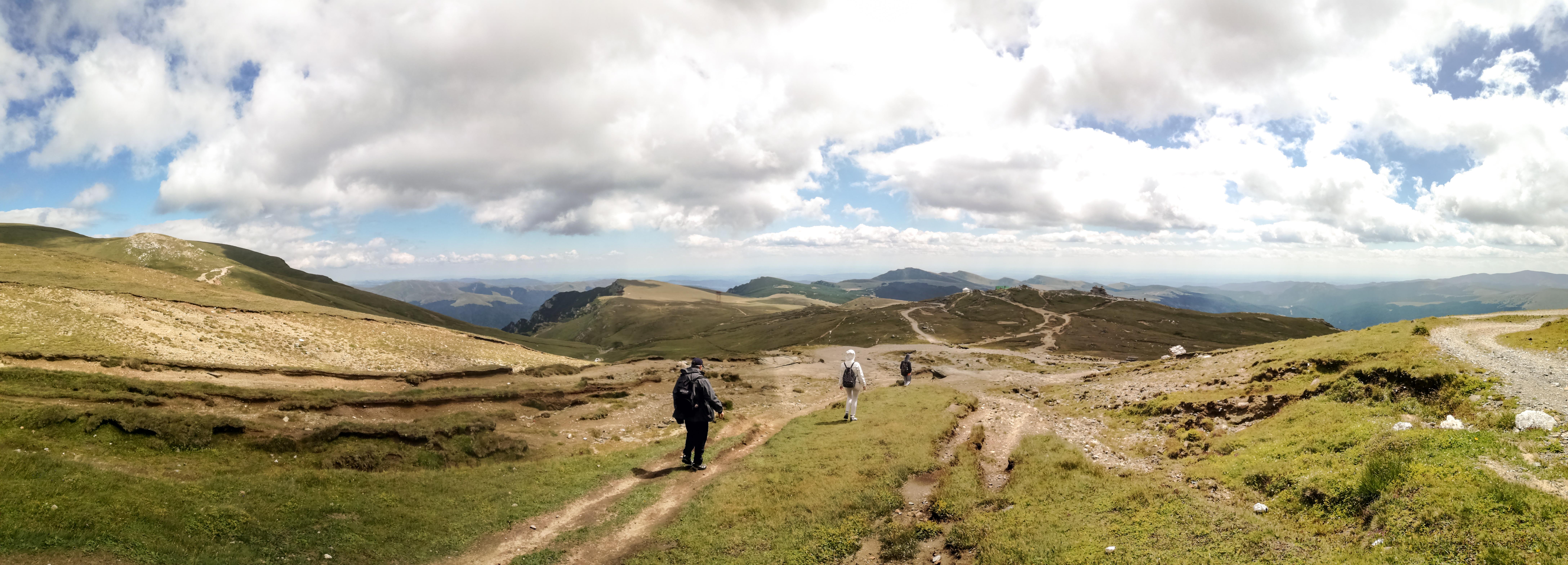 Bucegi Plateau