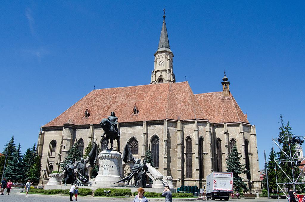Unirii Square - Cluj-Napoca