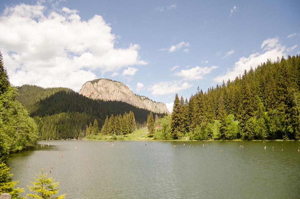 Lacul Rosu || The Red Lake