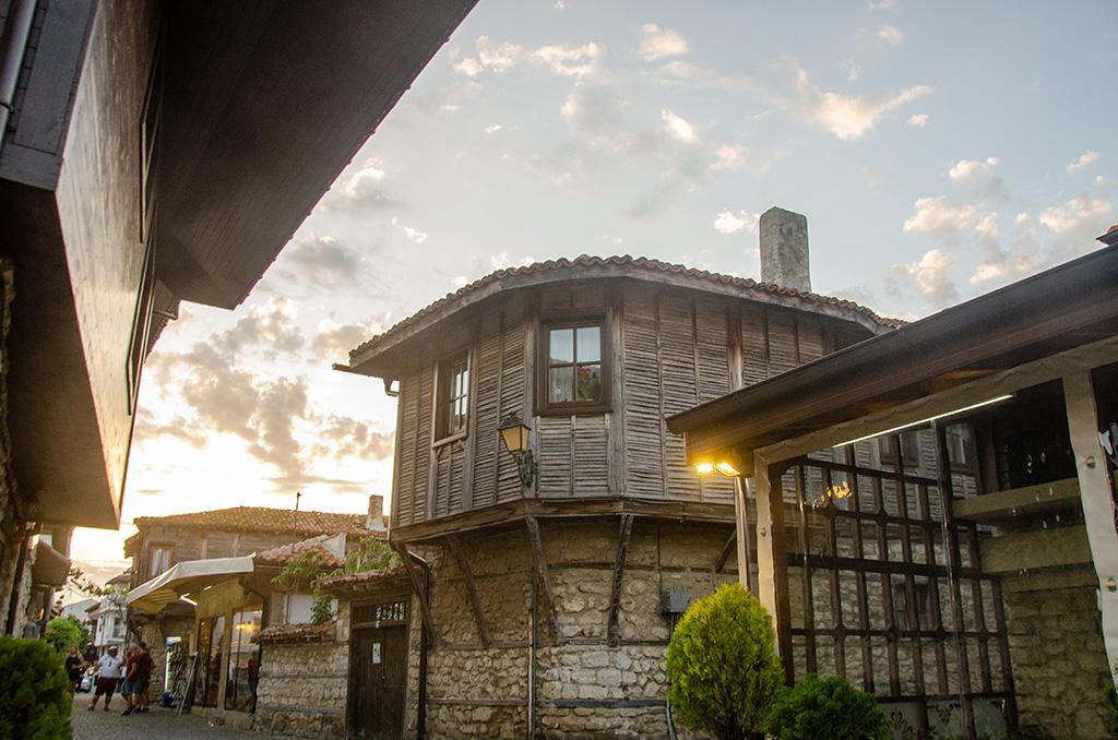 Traditional bulgarian house - Nessebar