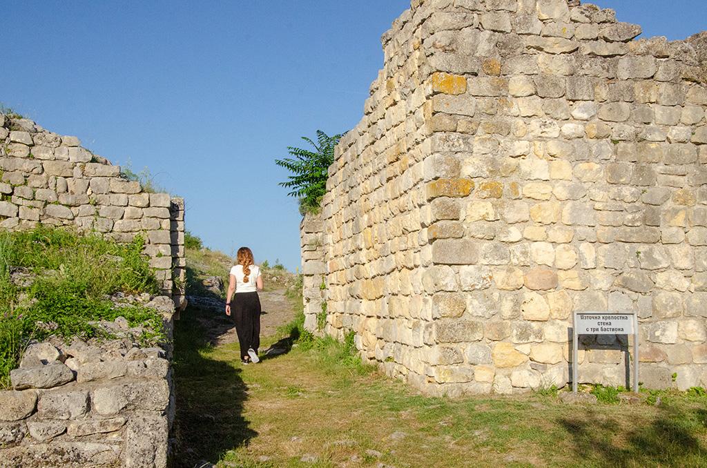 Fortareata Cerven - Bulgaria