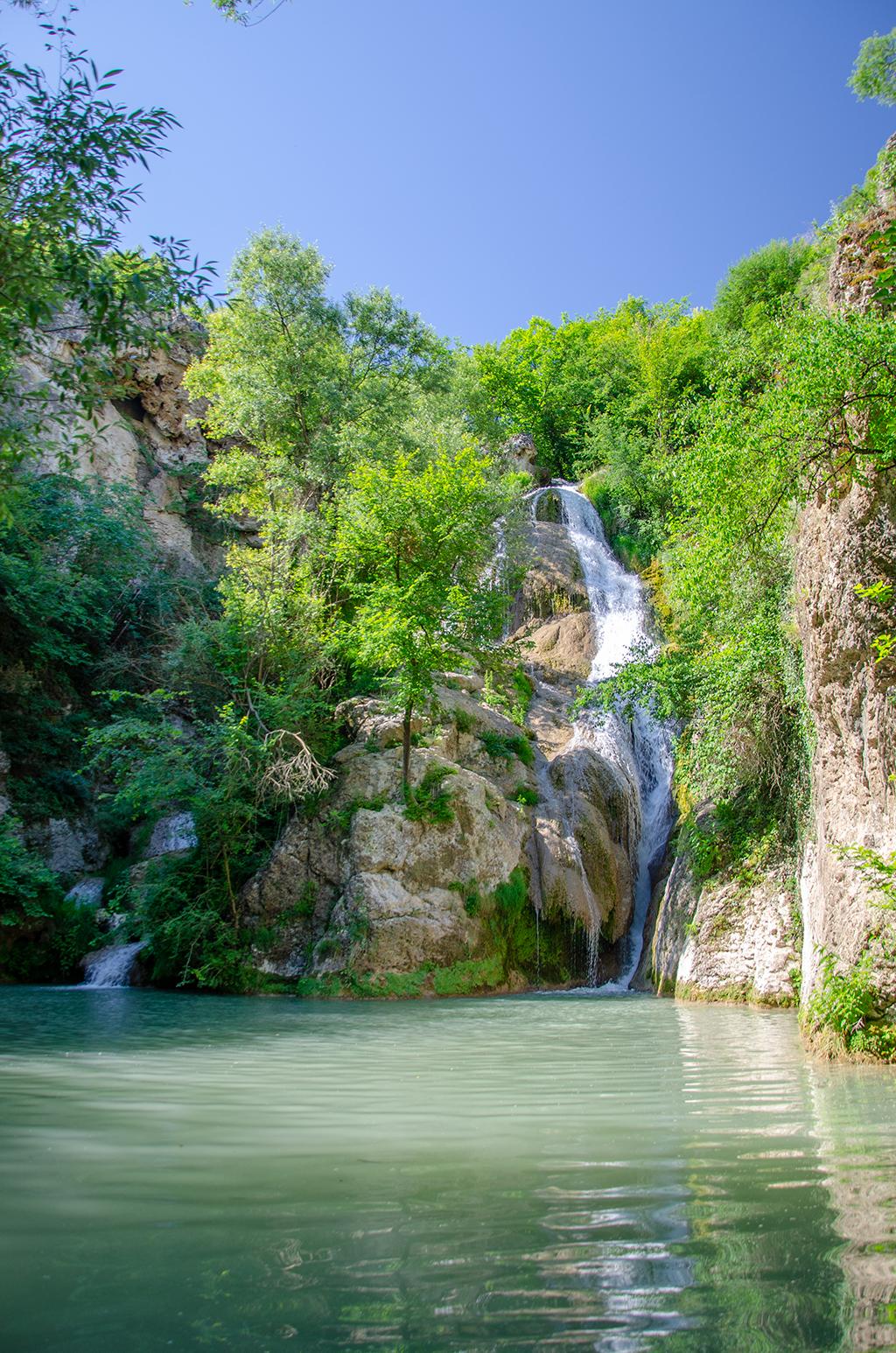 Cascada Hotnita - Bulgaria