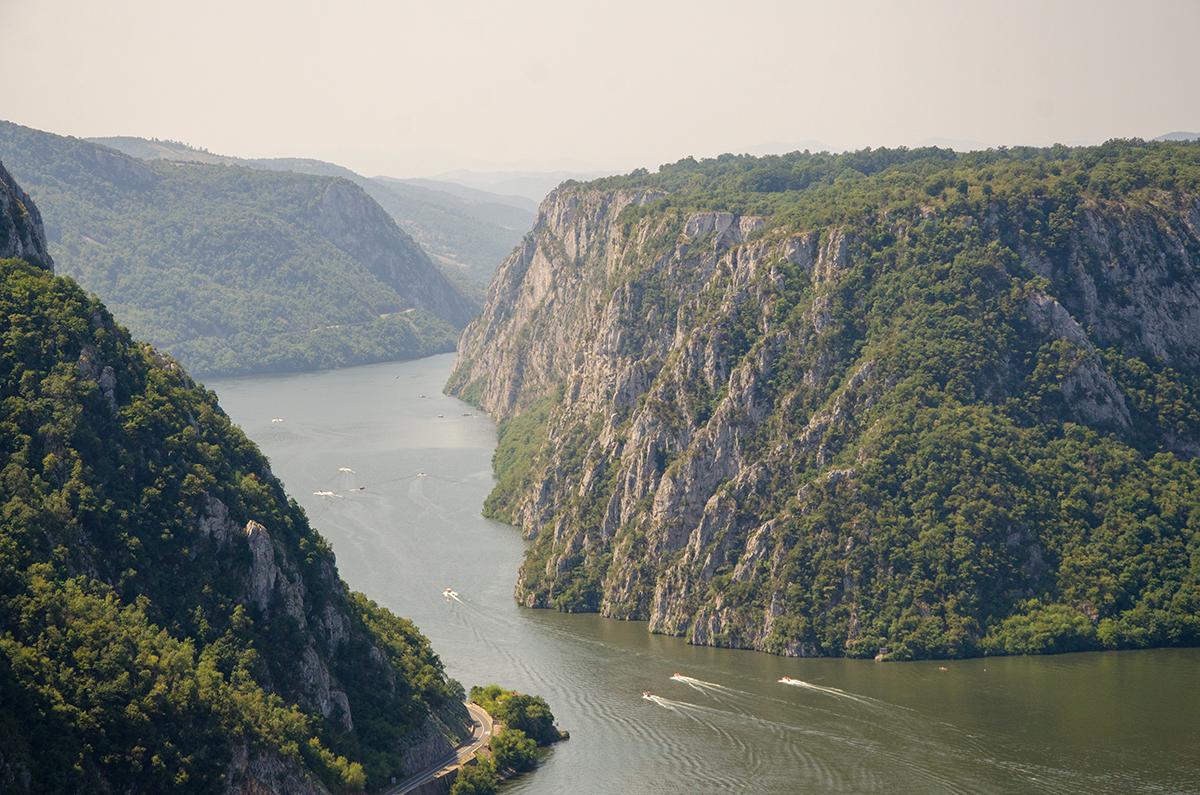 Danube's Cauldrons