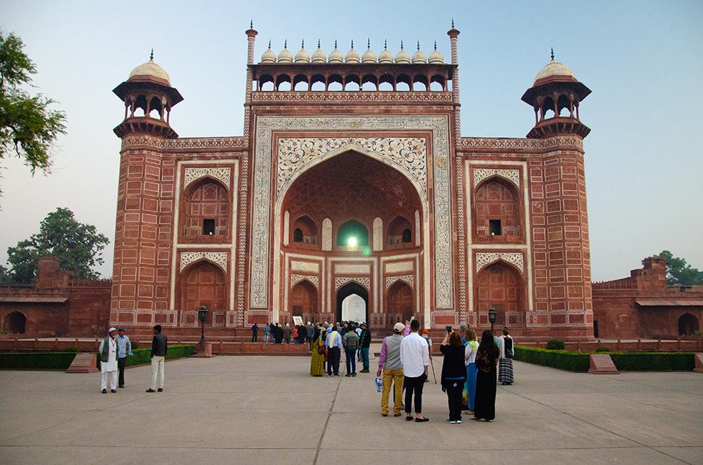 Great Gate - Taj Mahal