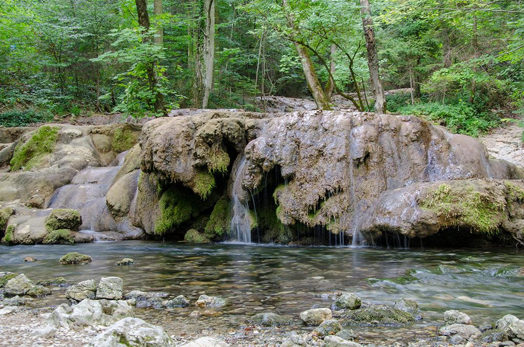Beusnita Waterfalls