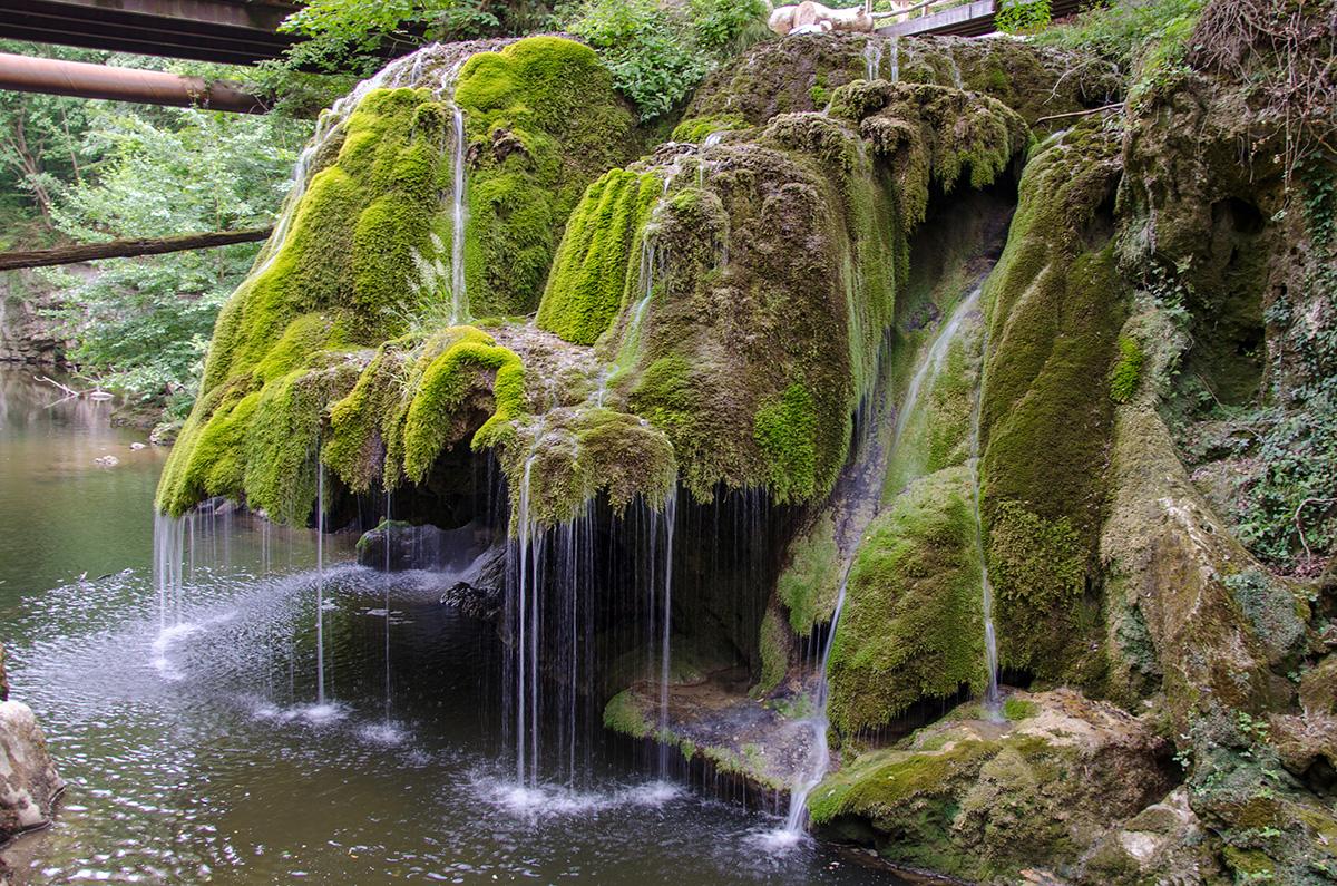 Bigar Waterfall - 117 km away from Drobeta Turnu-Severin