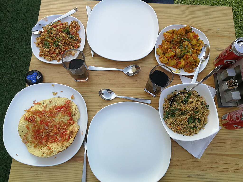 Indian Food - Jaipur