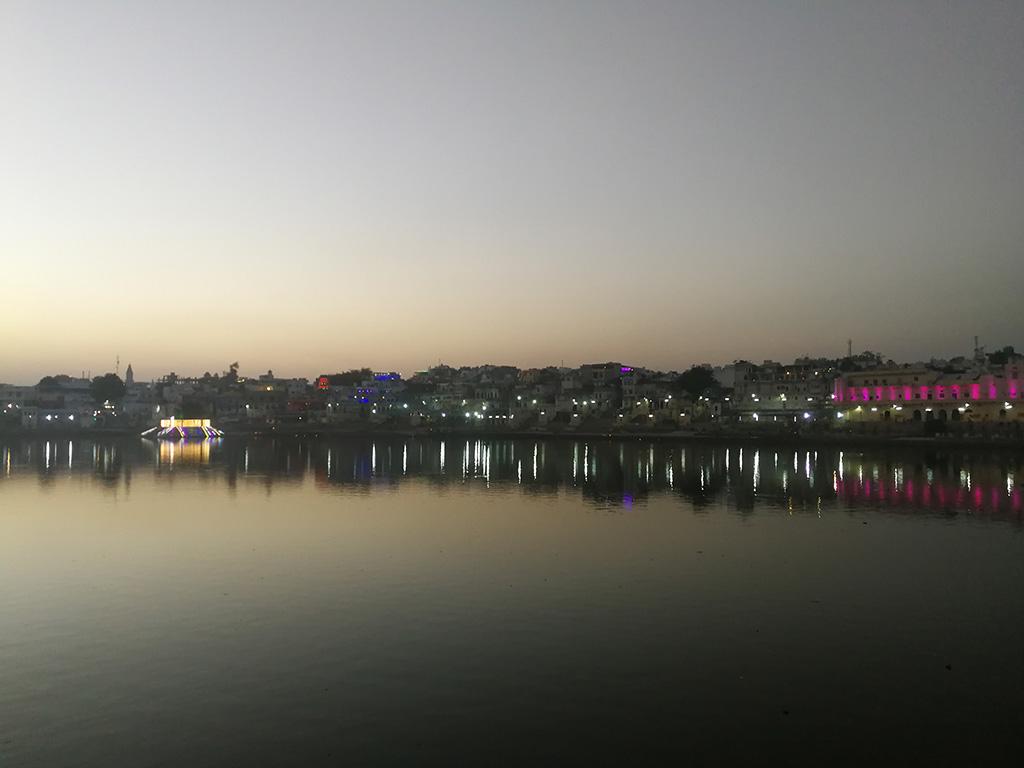 Sunset point Pushkar