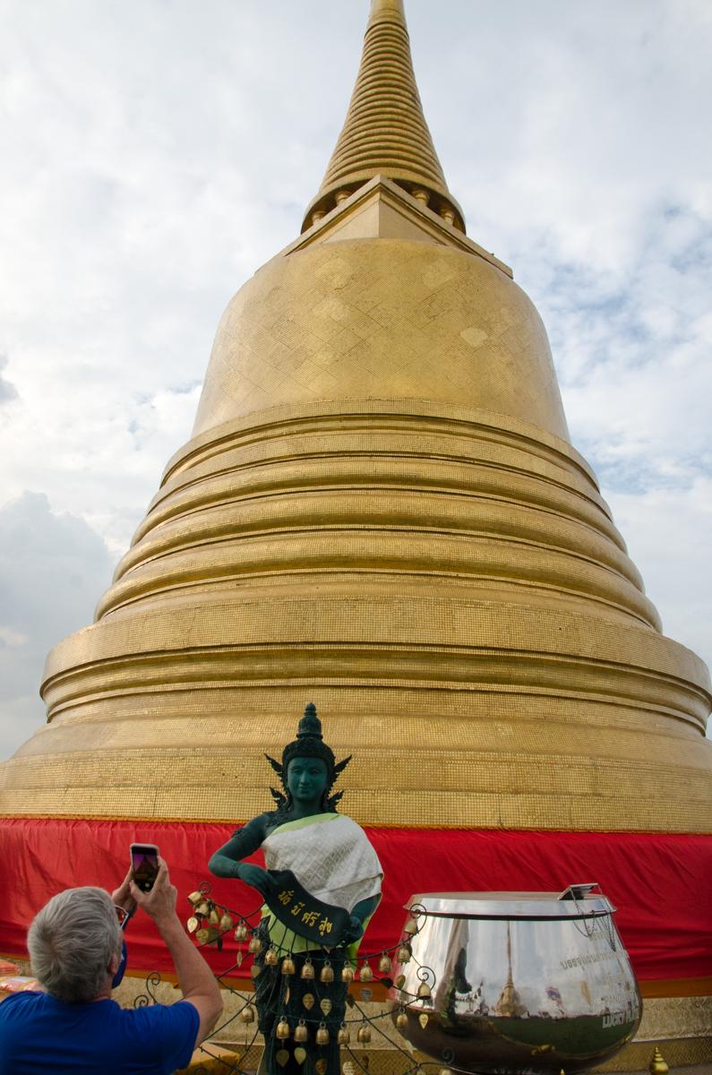 The Golden Mount (Wat Saket)