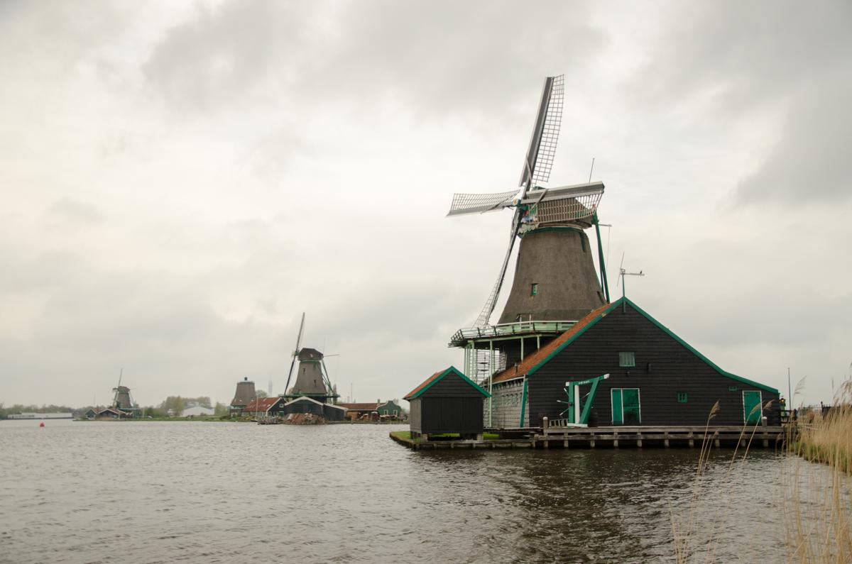 Windmills - Zaanse Schans