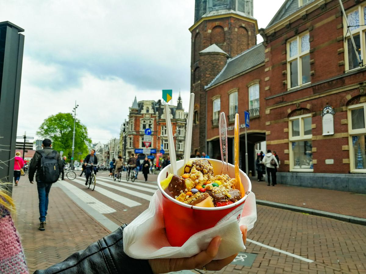 Yogurt in Amsterdam