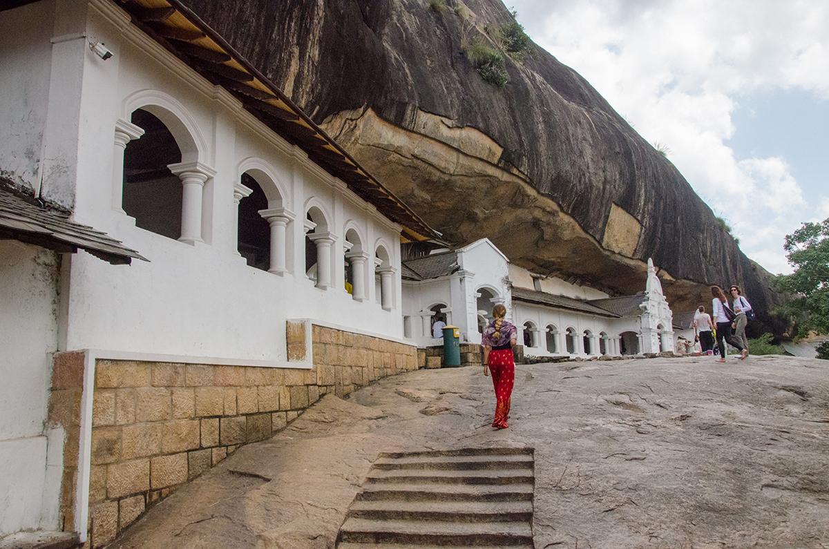 Dambulla Royal Cave Temple