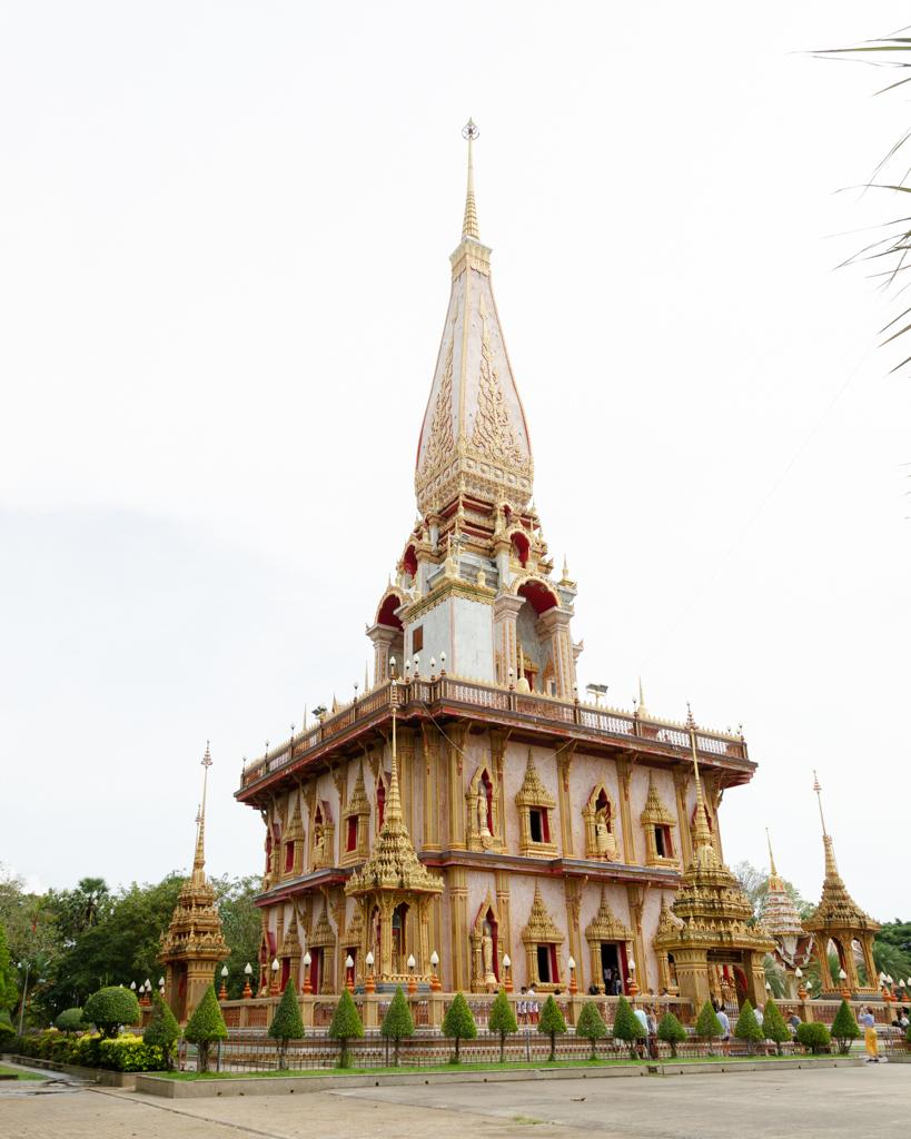 Wat Chalong and Phuket Temples