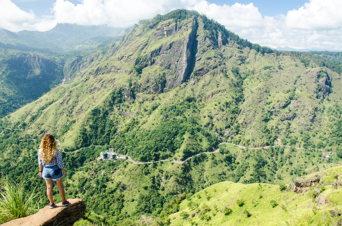 Ella Rock - View from Little Adams Peak