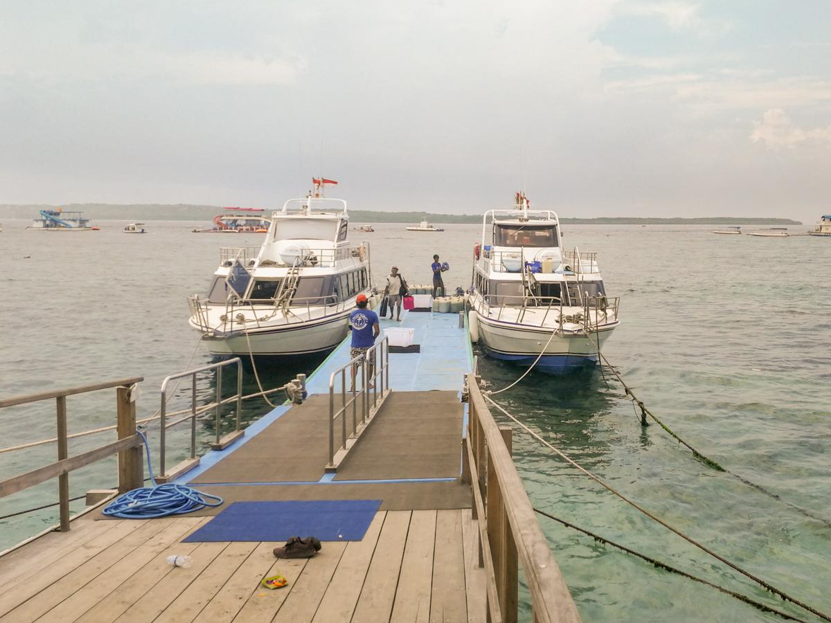 Transportation in Bali - Boats
