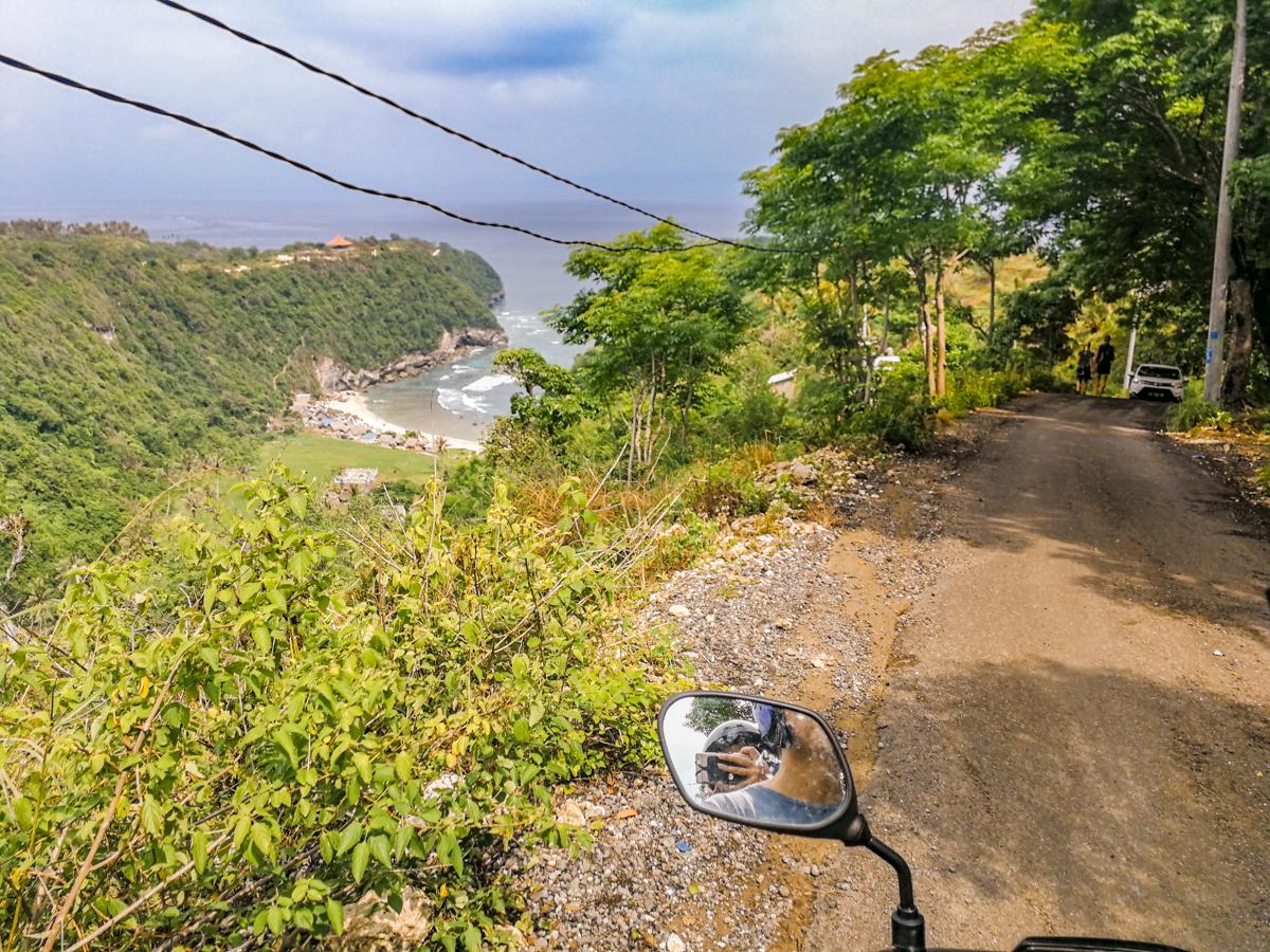 Nusa Penida Road - Atuh Beach