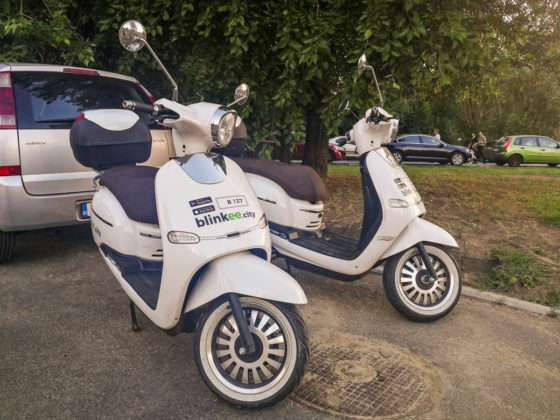 Blinkee Scooters