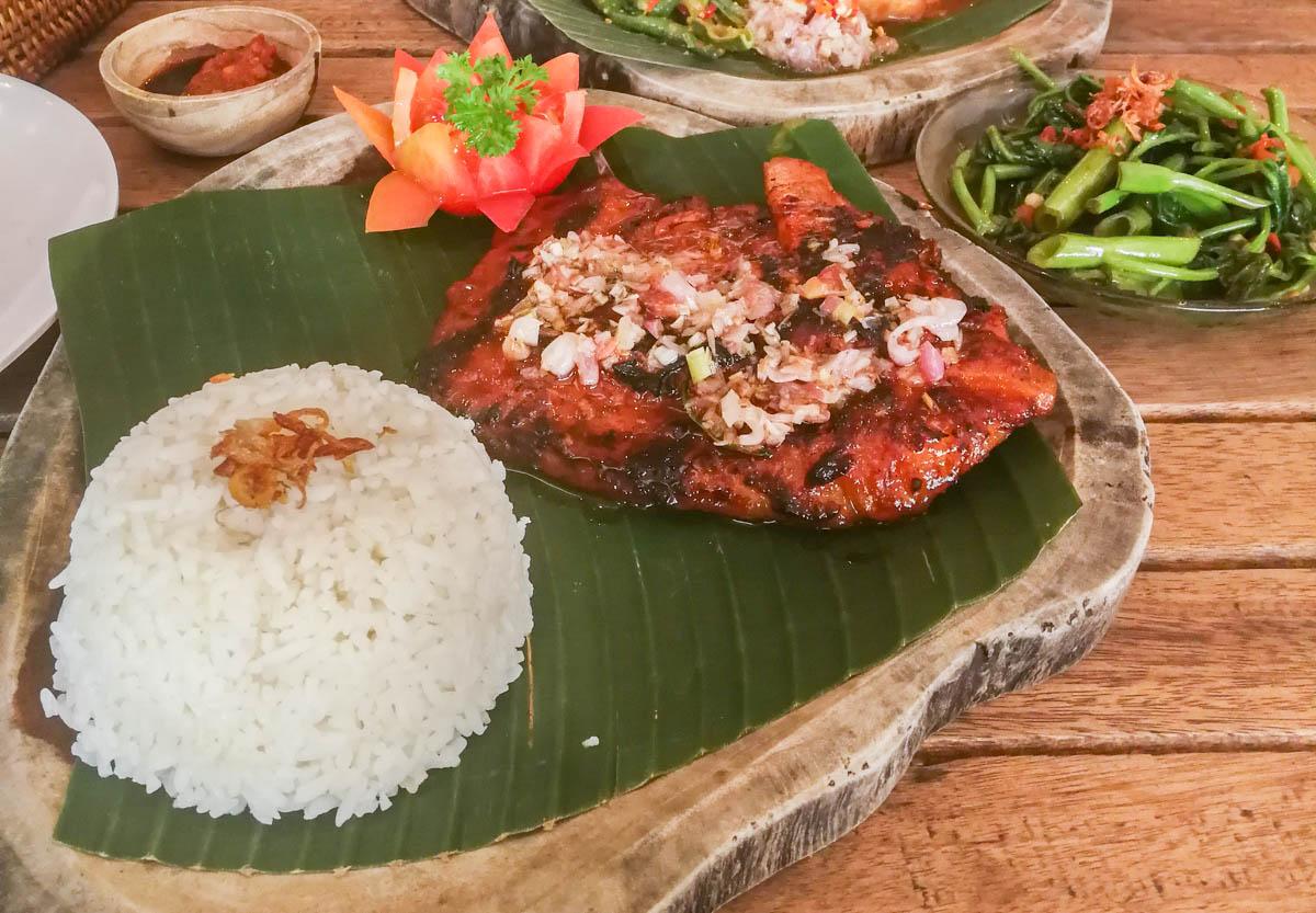 BBQ Ribs - Warung Pondok Madu, Ubud