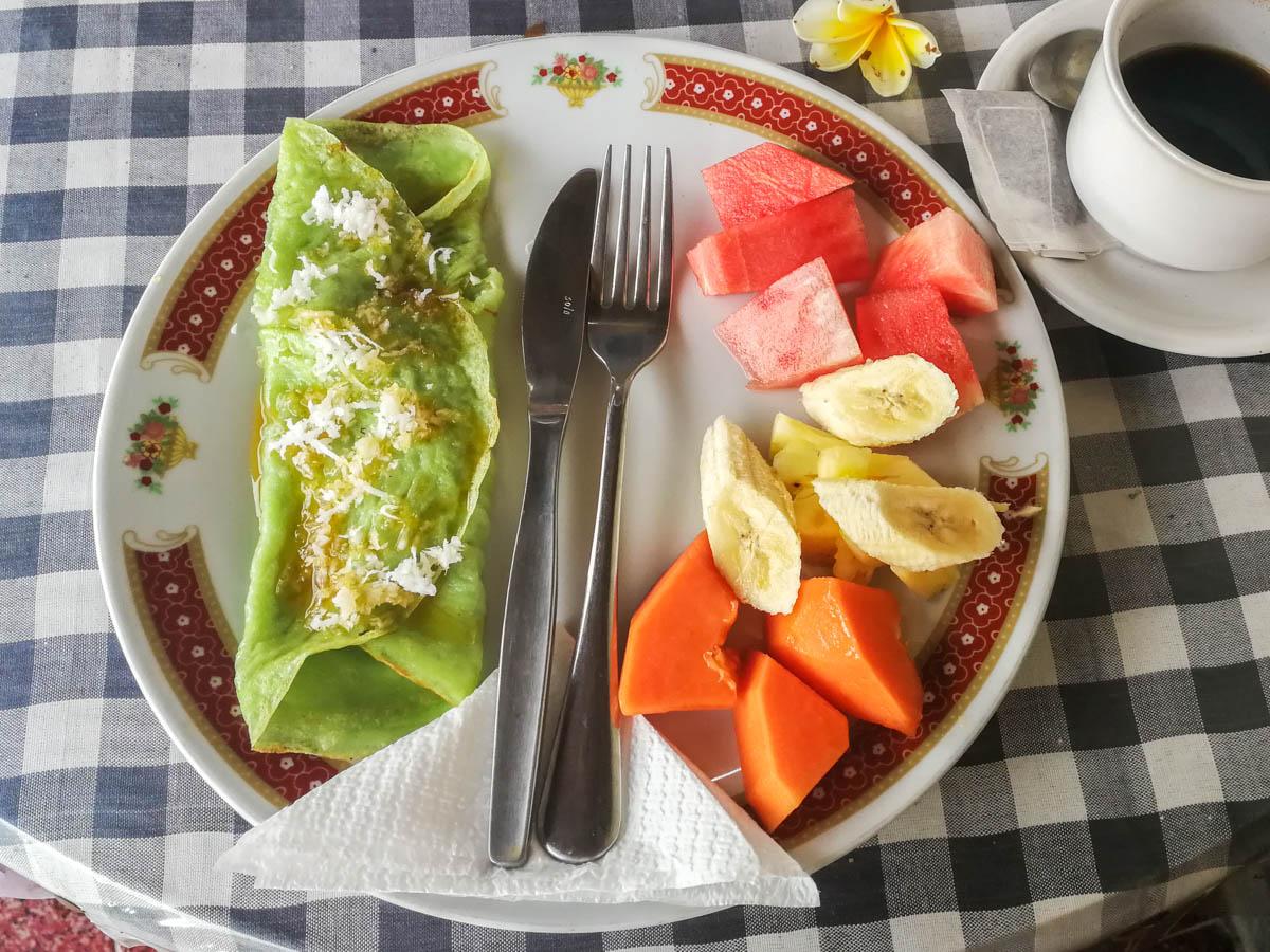 Laklak - Balinese Pancakes