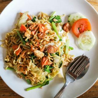 Mie Goreng - Stir-Fried Noodles