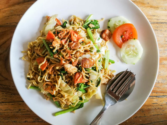 Mie Goreng - Stir-Fried Noodles