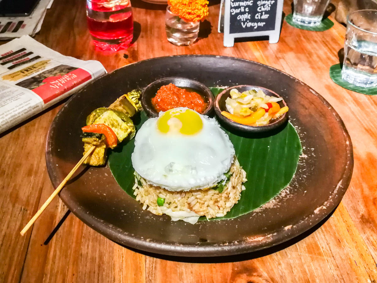 Nasi Goreng - Fried Rice