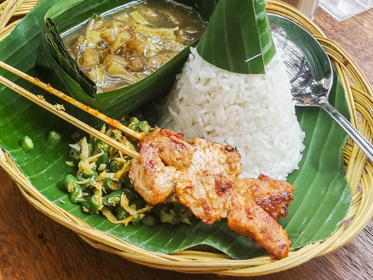 Sate - Traditional Food Bali