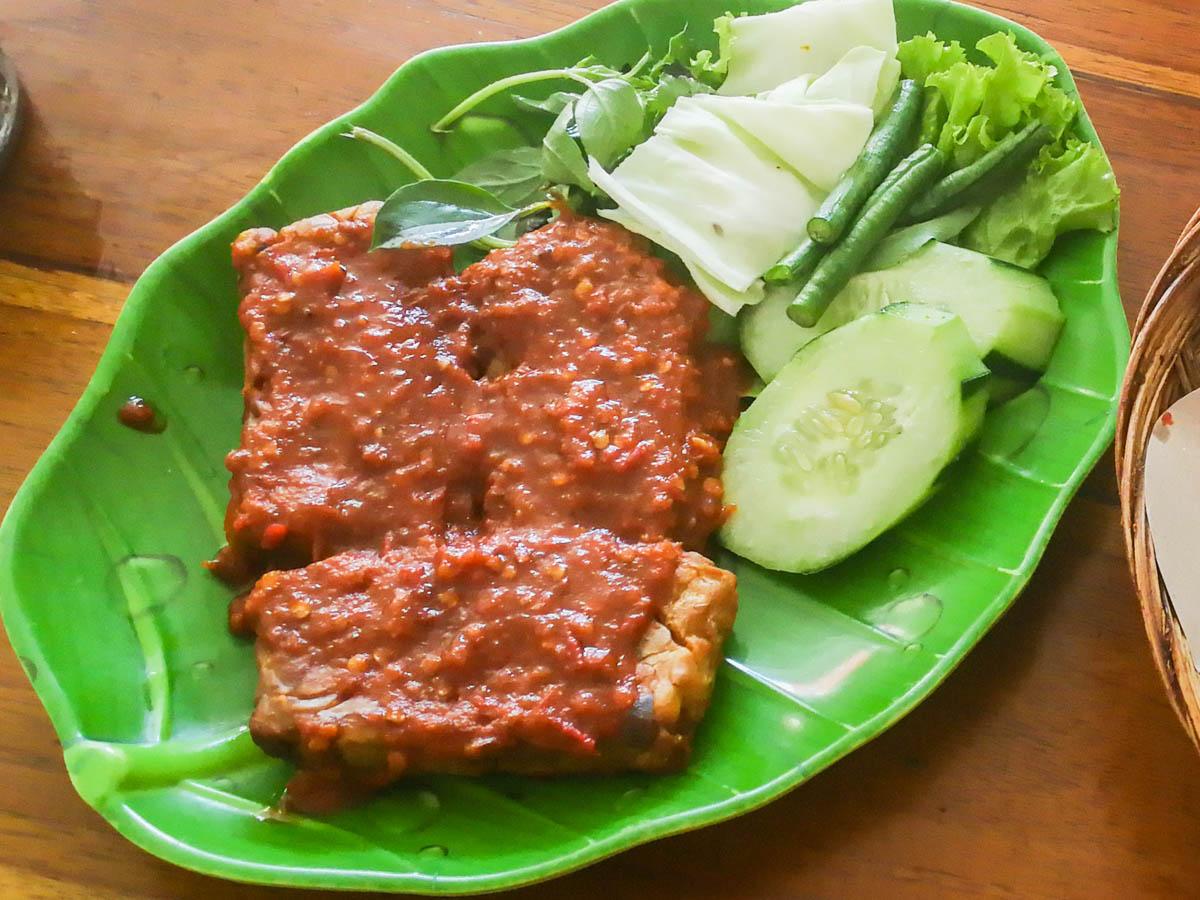 Tempe - Traditional Food Bali