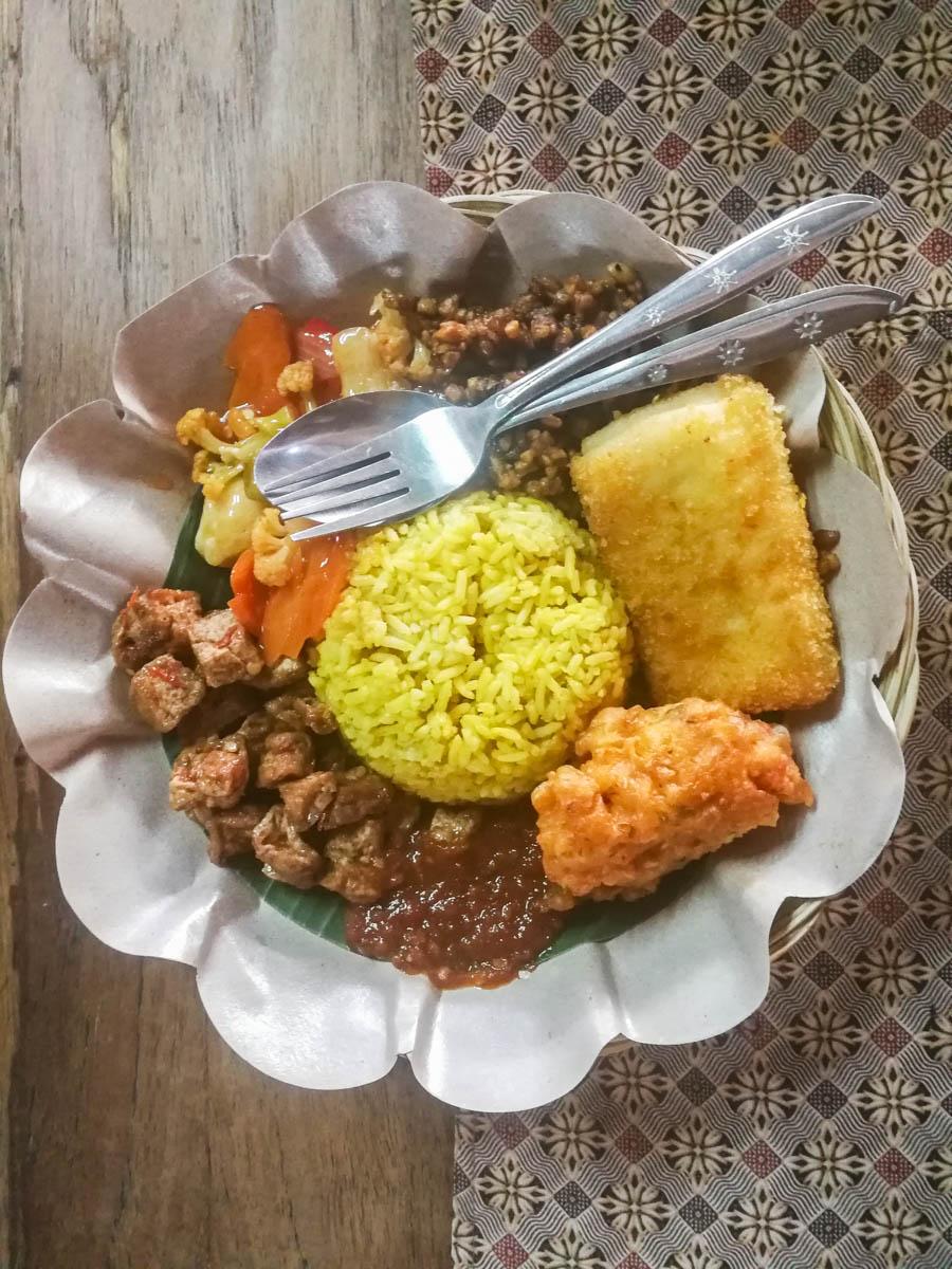 Traditional Food Bali