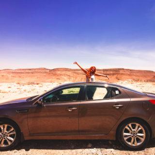 By car in Jordan