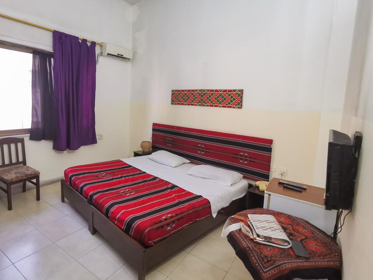 Amman Pasha Hotel camera
