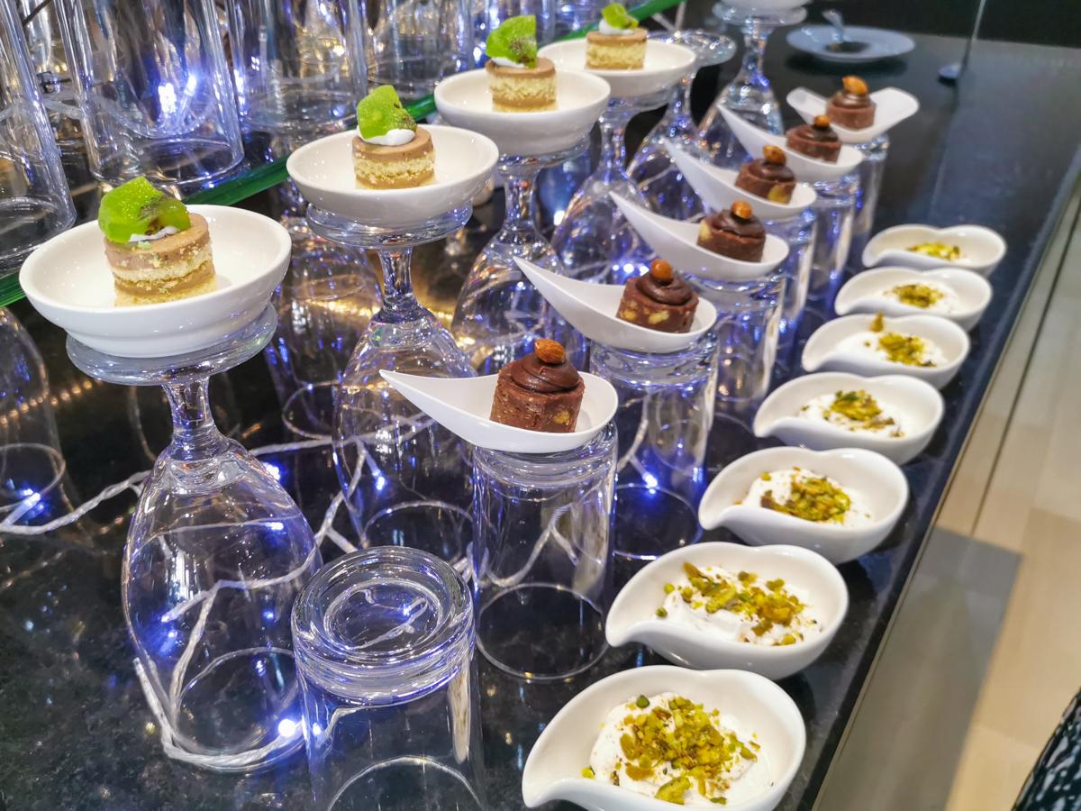 Desserts - Crystal Restaurant