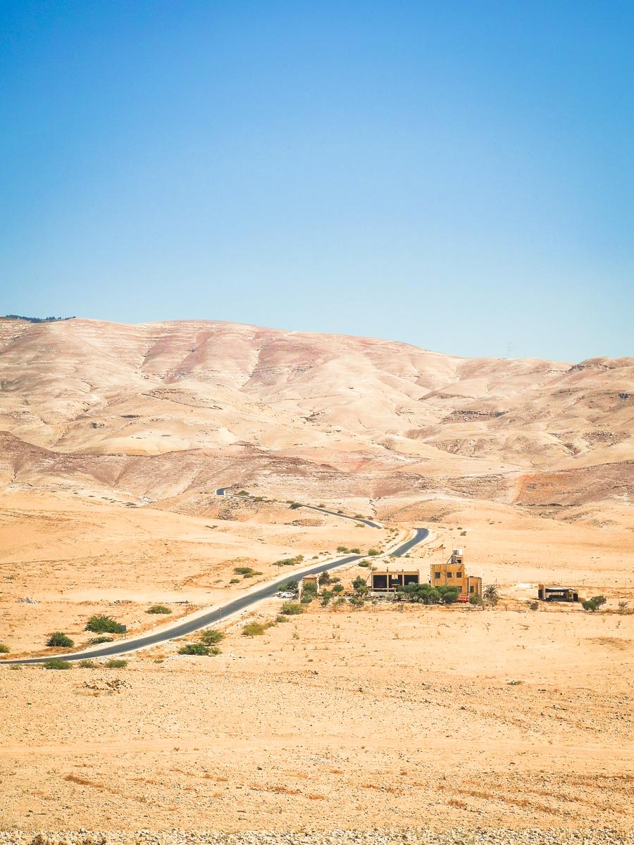 Jordan Roads - Fire Station