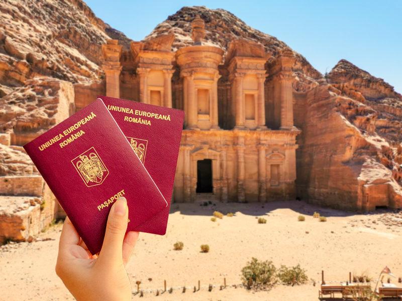 Visa for Jordan how to obtain the tourist visa
