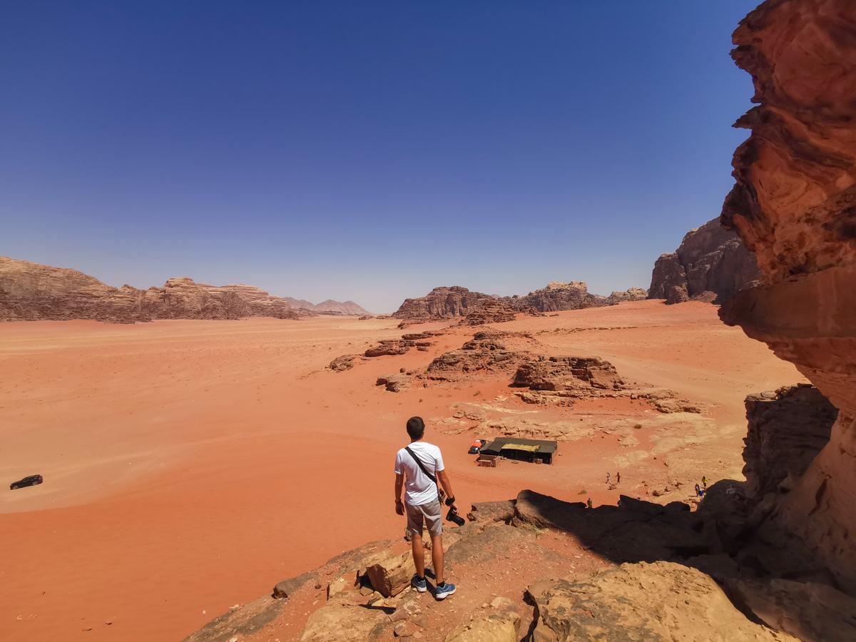 Al Ramal Sand Dune