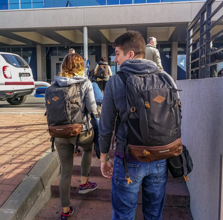 Backpacks for Asia
