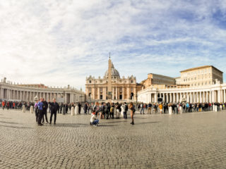 St. Peter's Basilica Square