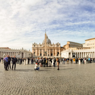 St. Peter's Basilica Square